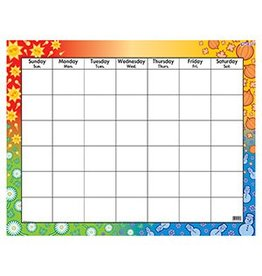 All Seasons Write On/Wipe Off Calendar