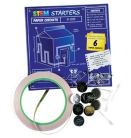 Stem Starters-Paper Circuits