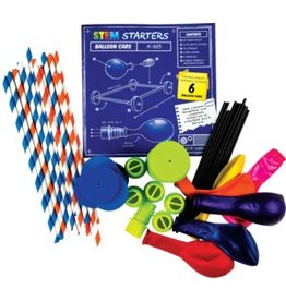 Stem Starters-Balloon Car