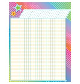 Colorful Vibe Colorful Vibes Incentive Chart