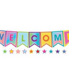Colorful Vibe Colorful Vibes Welcome Bulletin Board