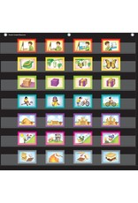 4-Scene Sequencing Pocket Chart Cards