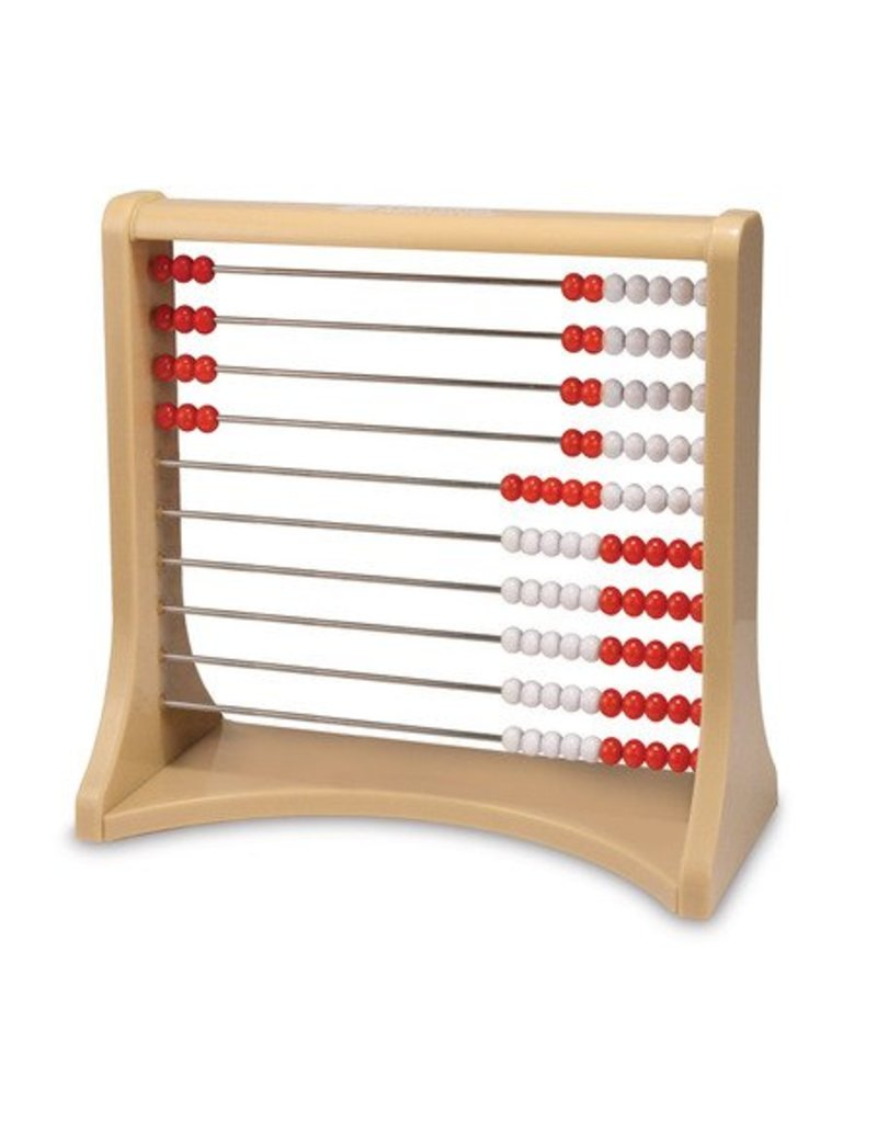 Learning Resources 10-Row Rekenrek Counting Frame