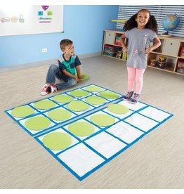 Learning Resources Ten Frame Floor Mat