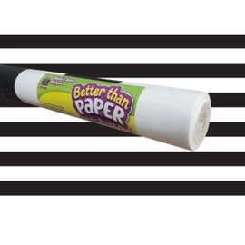Better Than Paper- Black & White Stripes