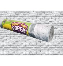 Better Than Paper White Brick