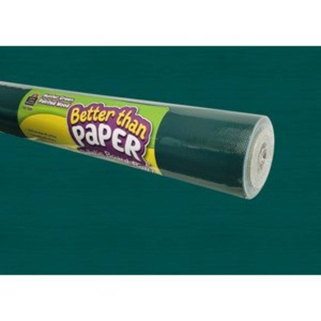 Better Than Paper- Hunter Green
