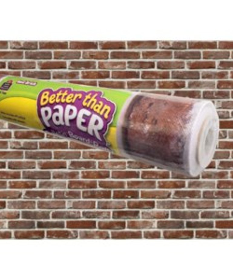 Better Than Paper- Red Brick