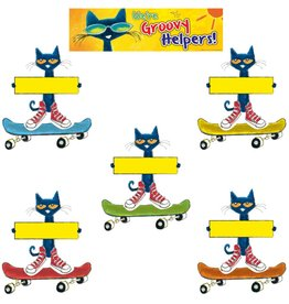 Pete the Cat Groovy Classroom Jobs