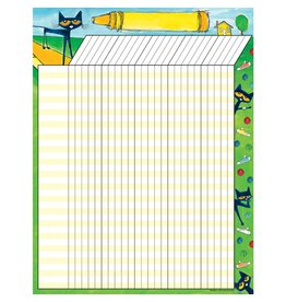 Pete the Cat Incentive Chart
