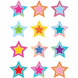 Colorful Vibe Colorful Vibes Stars Mini Accents
