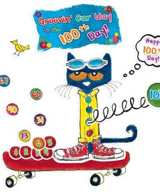 Pete the Cat 100 Groovy Days Of School