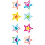 Colorful Vibe  Stars Mini Stickers