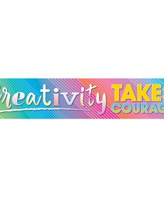 Colorful Vibes Banner