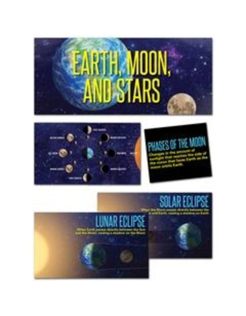 Earth, Moon, and Stars-Mini-Bulletin