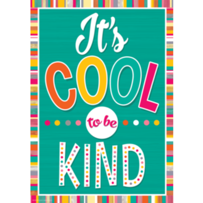 It's Cool to Be Kind-Poster