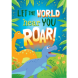 Let the World Hear You Roar-Poster