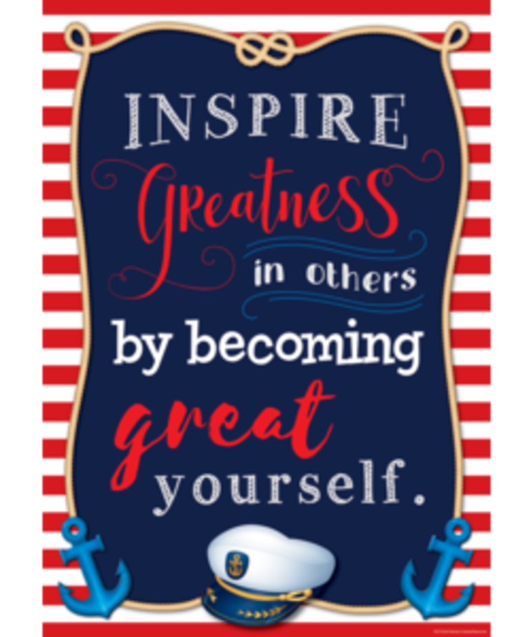 Inspire Greatness in Others-Poster
