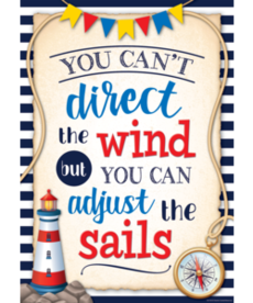 You Can't Direct the Wind-Poster