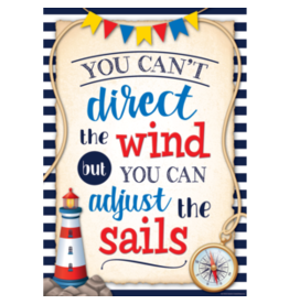 You Can't Direct the Wind Poster