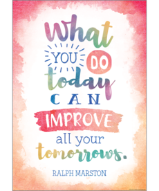 What You Do Today...-Poster