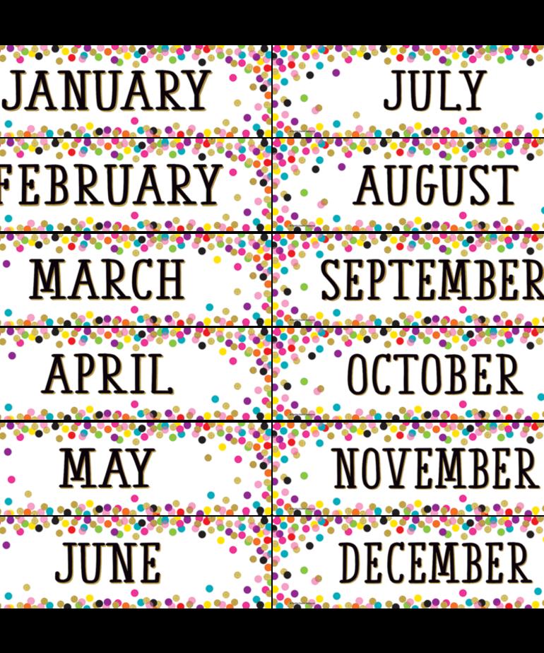 Monthly Headliners