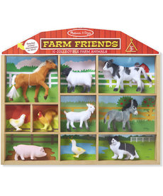 Melissa & Doug Farm Friends Set