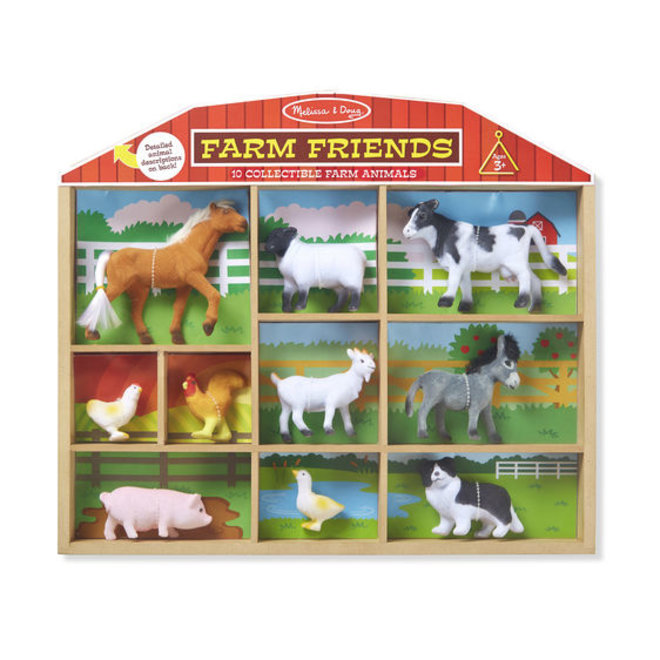 Melissa & Doug Farm Friends Set