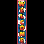Superhero Welcome Banner
