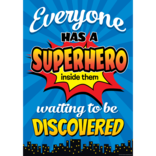 Superhero Everyone Has Superhero Inside...-Poster