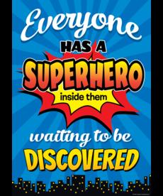 Everyone Has Superhero Inside...-Poster