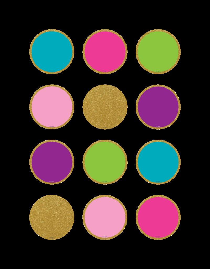 Confetti Colorful Circles Mini Accents