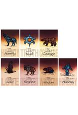 Seven Teachings Poster Set (Icon)