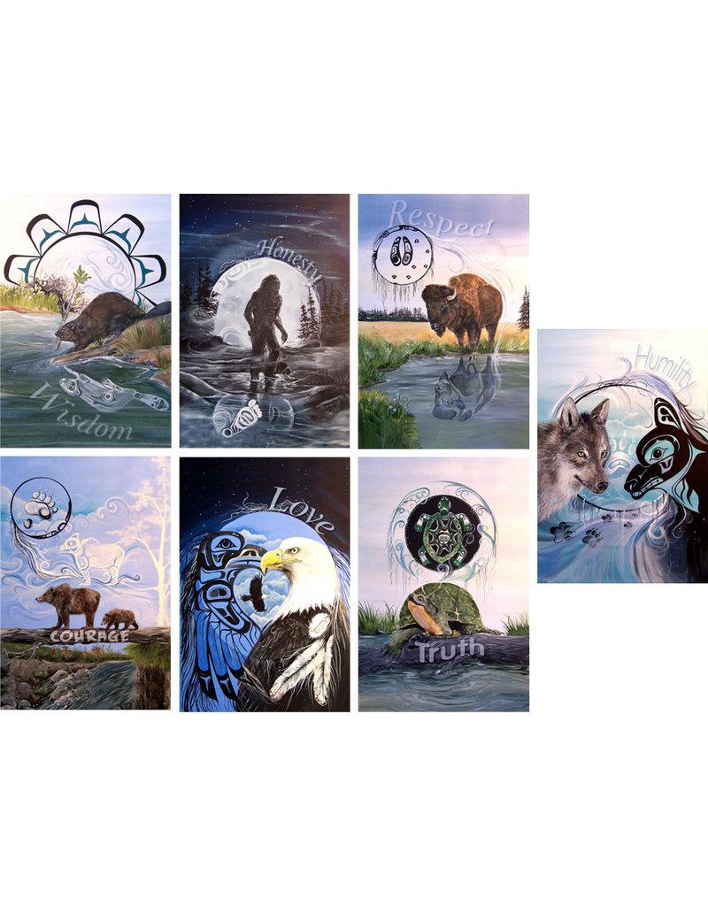 Seven Teachings (West Coast)