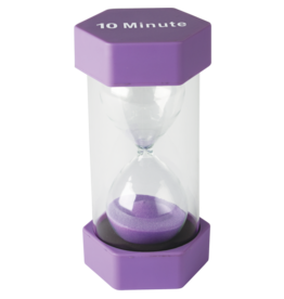 10 Minute Sand Timer Large