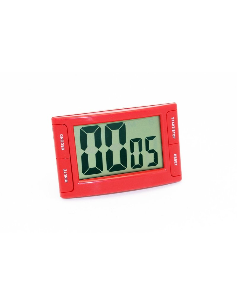 Big Red Digital Timer