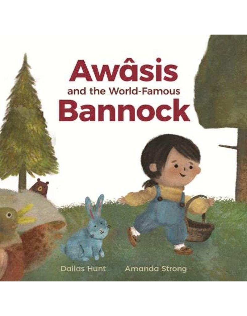 Awasis and the World Famous Bannock