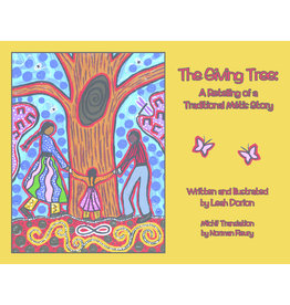 The Giving Tree: A Retelling of a Traditional Metis Story
