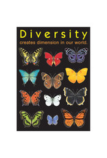 Diversity creates Dimension...poster