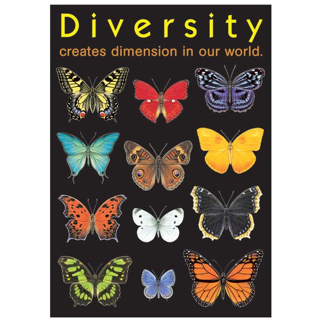 Diversity creates Dimension...-Poster