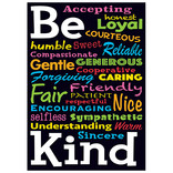 Be...Kind...-Poster
