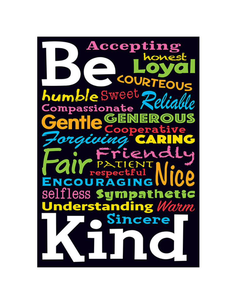 Be ..Kind..poster