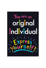 You are an Original Individual...-Poster