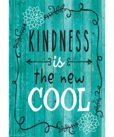 Kindness is the New Cool-Poster