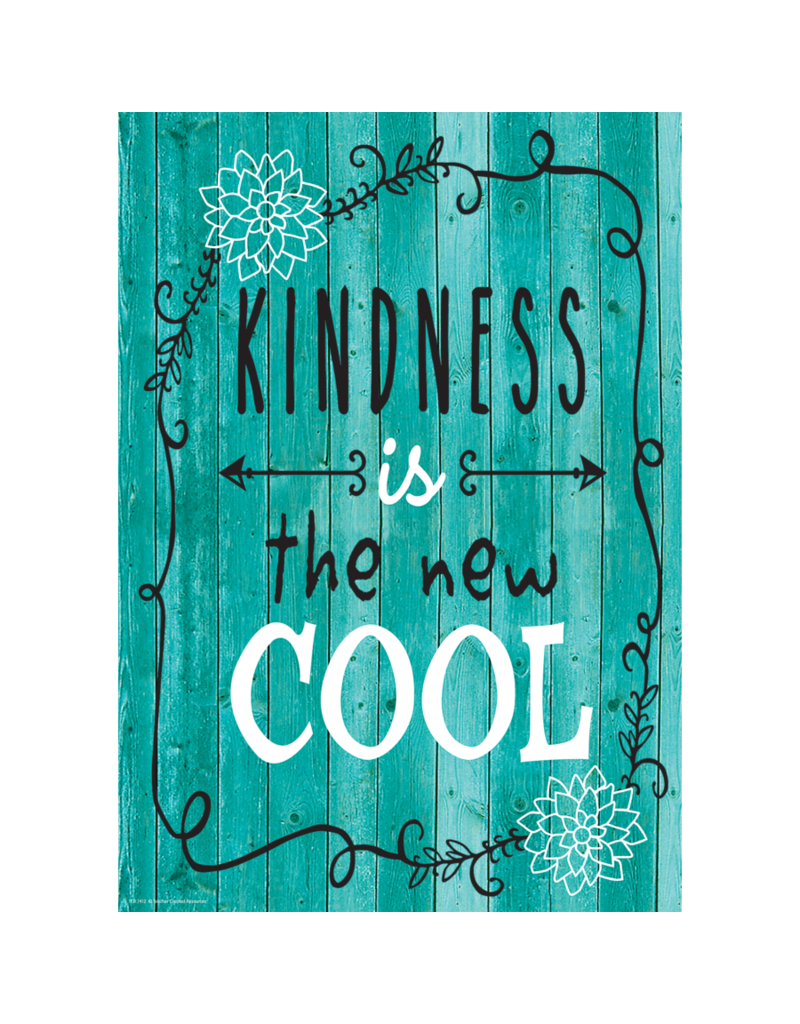Shabby Chic Kindness is the New Cool...poster