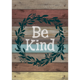 Home Sweet Classroom Be Kind-Poster