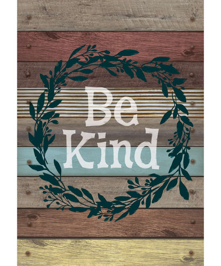 Be Kind-Poster