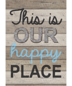 This is Our Happy Place- poster