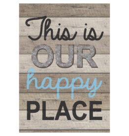 Home Sweet Classroom This is Our Happy Place- poster