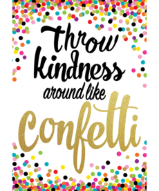 Throw Kindness Around...-Poster